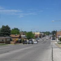 Main Street, Spearfish, SD, Спирфиш