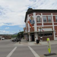 Spearfish Main Street, Спирфиш
