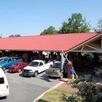 Anderson County Farmers Market, Андерсон
