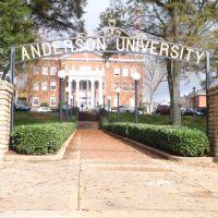 Anderson University, Андерсон