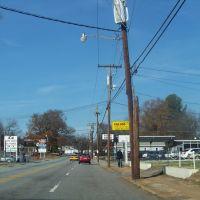 SC Route 29, ANDERSON, Андерсон