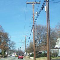 SC Route 81, ANDERSON, Андерсон