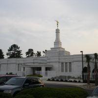 South Carolina, Columbia Temple, Валенсиа-Хейгтс