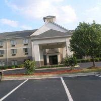 Fort Jackson Inn, Columbia, Валенсиа-Хейгтс