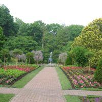 Longwood Gardens, Вест-Колумбиа