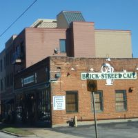 Brick Street Cafe, Гринвилл
