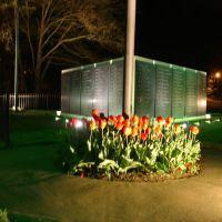 Veterans Memorial, Гринвилл
