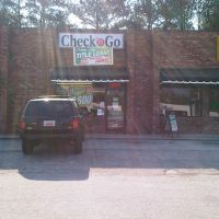 Title Loans at Check n Go, 7358 Two Notch Rd., Columbia, SC, Дентсвилл