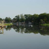 Ellis Creek, Джеймс-Айленд