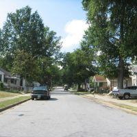 Gordon Street, Клинтон