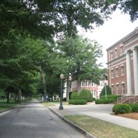 Presbyterian College, Клинтон