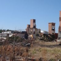 Ruins of Lydia Mill, Клинтон