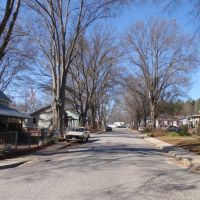 Pine Street Lydia, Клинтон