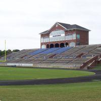 Bailey Memorial Stadium at Prebyterian College, Клинтон