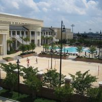 Strom Thurmond Fitness Center - Pool Side, Колумбиа