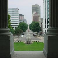 Columbia from State Capitol, Колумбиа