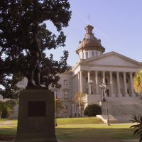 South Carolina State Capital---st, Колумбиа