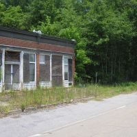 Fort Motte Post Office...an abandoned South Carolina Town, Пайнридж