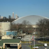 Independence arena, Charlotte, North Carolina, Пайнридж