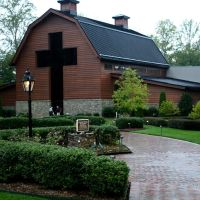 Billy Graham Library, Пайнридж