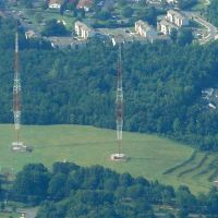 WBT towers from above
