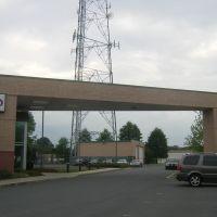 CBS Radio Building, Пайнридж