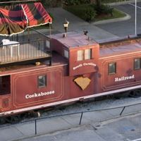South Carolina Caboose, Пайнридж