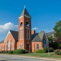 First Associate Reformed Presbyterian Church - Rock Hill, South Carolina, Рок-Хилл