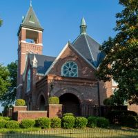 First Presbyterian Church - Rock Hill, South Carolina, Рок-Хилл