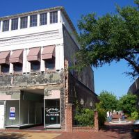Main Street scene in Sumter, South Carolina, Самтер