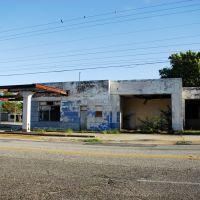 Abandoned Garage (Demolished), Самтер