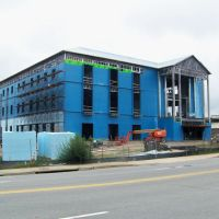 Future Sumter County Courthouse Under Construction - Sumter, SC, Самтер