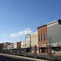 Seneca Main Street, Сенека
