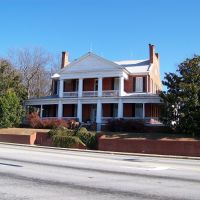 Fosters Tavern - Spartanburg, SC - ca. 1807, Спартанбург