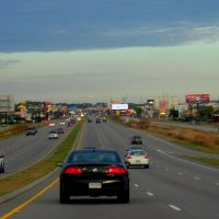 US-17 North In Myrtle Beach, The Grand Strand 1-10-2009, Хемингуэй