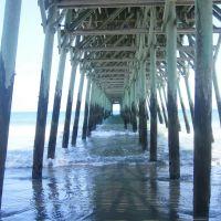 Under the pier, S.C., Хемингуэй