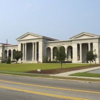 Drs. Bruce & Lee Foundation Library, Florence, SC, Хемингуэй