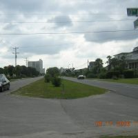10th Ave North @ North Ocean Blvd, Looking South, Хемингуэй