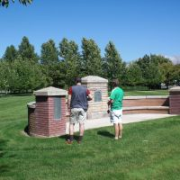 Pioneer Cemetery, American Fork, Ut, Американ-Форк