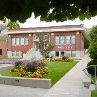 Brigham City Carnegie Library, Бригам-Сити