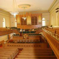 Tabernaculo de Brigham City, Бригам-Сити