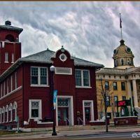Municipal Building, Бригам-Сити