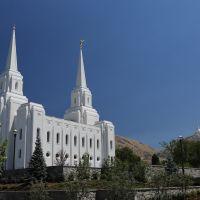 Brigham City LDS Temple, Бригам-Сити