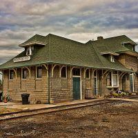 Brigham City Depot Museum, Бригам-Сити