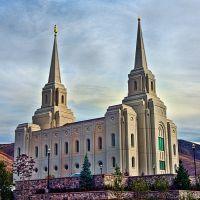 Mormon Temple (1), Бригам-Сити