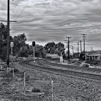 Train Tracks, Бригам-Сити