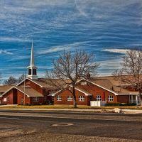 LDS Chapel - Brigham City, Бригам-Сити