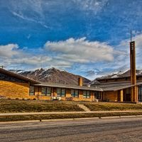 LDS Meetinghouse/Institute of Religion - Brigham City, Бригам-Сити