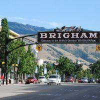 Brigham City, Бригам-Сити