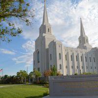 Templo de Brigham City, Бригам-Сити